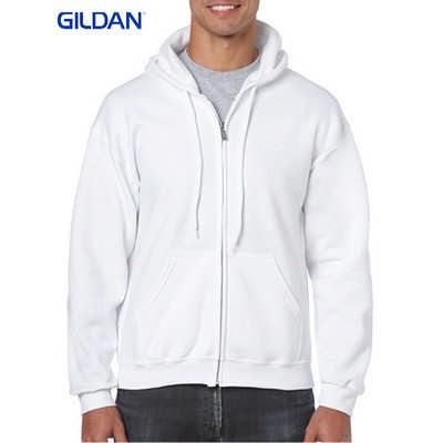 Gildan Heavy Blend Adult Full Zip Hooded Sweatshir